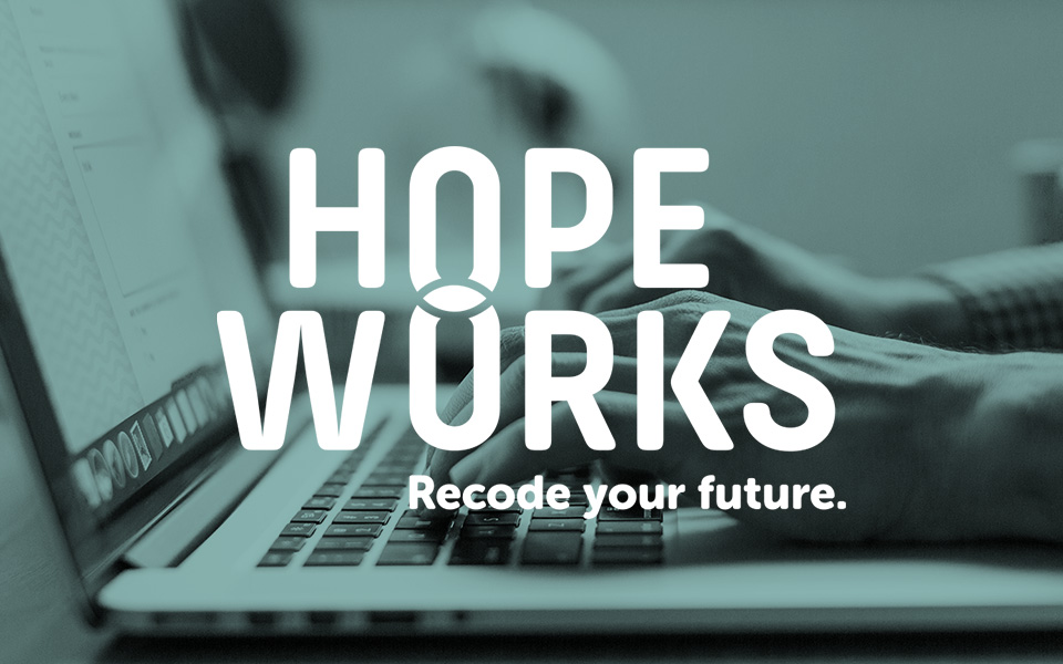 Not Just New Trainees, Some Are Finding Their Way Back to Hopeworks.